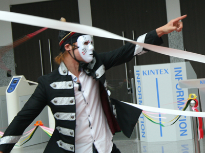 Anex opening